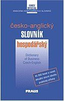 Marcela Straková: Česko-anglický slovník hospodářský cena od 452 Kč