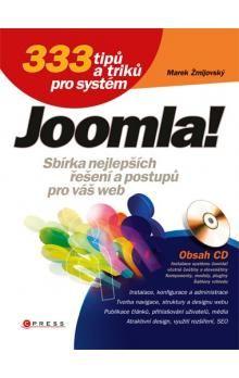 Marek Žmijovský: 333 tipů a triků pro systém Joomla! cena od 237 Kč