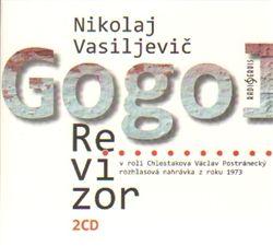 Nikolaj Vasiljevič Gogol: Revizor - 2CD