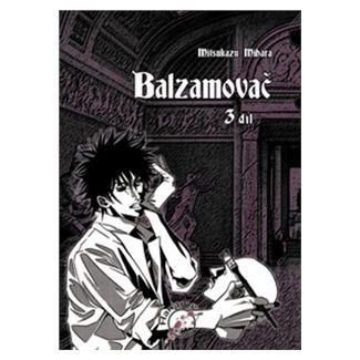 Mitsukazu Mihara: Balzamovač - 3. díl cena od 149 Kč