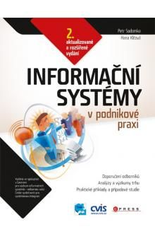 Petr Sodomka, Hana Klčová: Informační systémy v podnikové praxi cena od 341 Kč