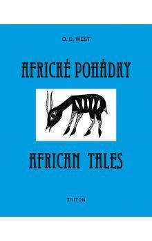 O. D. West: Africké pohádky - African tales cena od 131 Kč
