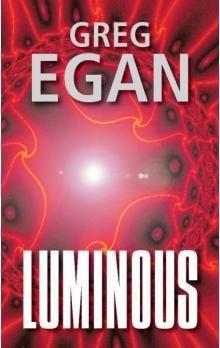 Greg Egan: Luminous cena od 186 Kč