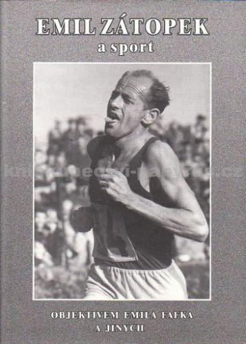 Akcent Emil Zátopek a sport cena od 178 Kč