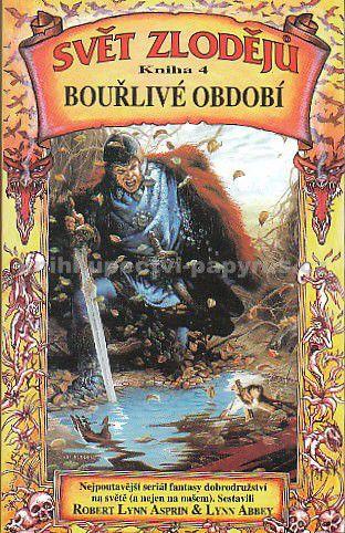 Asprin Robert Lynn: Svět zlodějů kniha 4 cena od 148 Kč