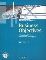 V. Hollett: Business objectives international edition Students Book Pack cena od 452 Kč