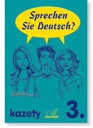 Polyglot Sprechen Sie Deutsch 3. MC cena od 447 Kč