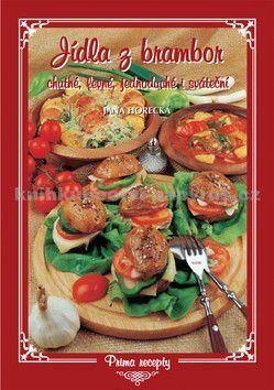 Jana Horecká: Jídla z brambor cena od 119 Kč