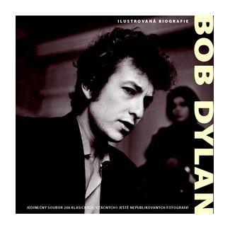 Bob Dylan Ilustrovaná biografie cena od 155 Kč