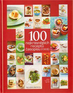 Jitka Rákosníková: 100 nejkrásnějších receptů časopisu F.O.O.D. cena od 311 Kč