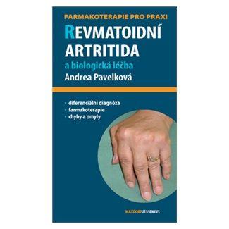 Andrea Pavelková: Revmatoidní artritida a biologická léčba cena od 117 Kč