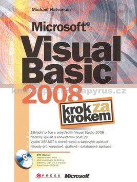 CPress Microsoft Visual Basic 2008 cena od 527 Kč