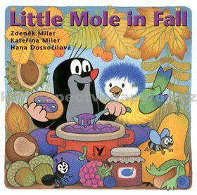 Hana Doskočilová: Little Mole in Fall cena od 84 Kč