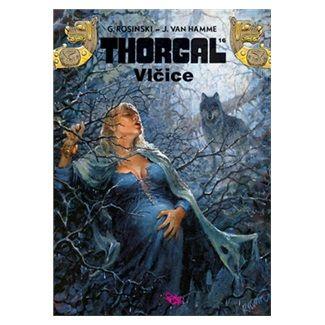 Jean van Hamme, Grzegorz Rosinski: Thorgal - Vlčice cena od 123 Kč