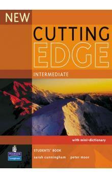 New Cutting Edge Intermediate, ST.B. with mini-dictionary cena od 324 Kč