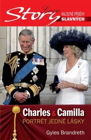 Gyles Daubeney Brandreth: Charles a Camilla cena od 82 Kč