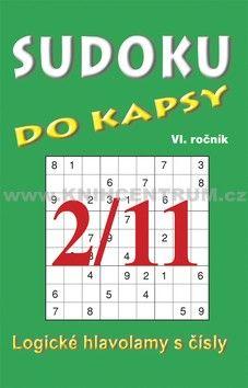 TELPRES Sudoku do kapsy 2/2011 cena od 20 Kč