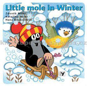 Zdeněk Miler, Kateřina Miler, Hana Doskočilová: Little Mole in Winter cena od 85 Kč