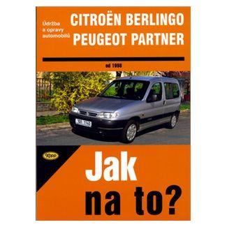 Jiří Vokálek: Citroën Berlingo/Peugeot Partner - 77. - Jiří Vokálek cena od 451 Kč