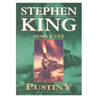 Stephen King: Pustiny cena od 201 Kč