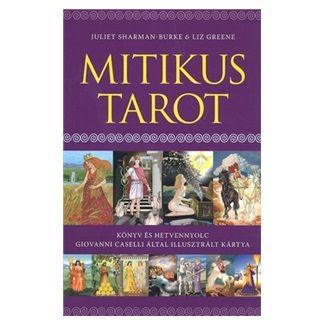 Juliet Sharman Burke: Mitikus Tarot cena od 442 Kč