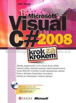 CPress Microsoft Visual C# 2008 cena od 507 Kč