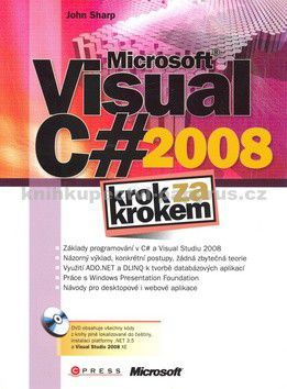 John Sharp: Microsoft visual C# 2008 cena od 0 Kč