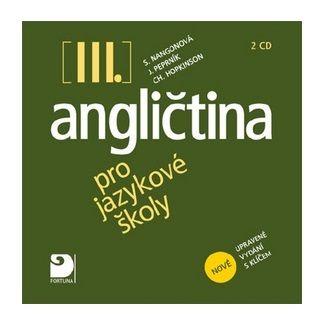 Stella Nangonová: Angličtina pro jazykové školy III. - 2CD cena od 170 Kč