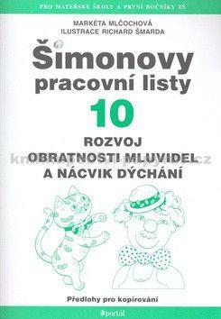 PORTÁL Šimonovy pracovní listy 10 cena od 149 Kč