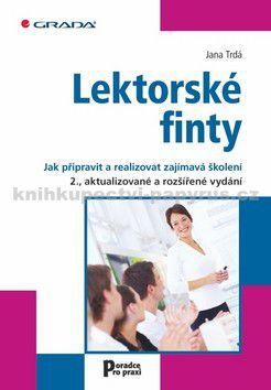 Jana Trdá: Lektorské finty cena od 145 Kč