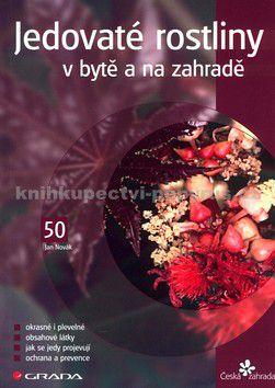 GRADA Jedovaté rostliny v bytě a na zahradě cena od 59 Kč