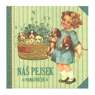 Klára Trnková, Tereza Šebestíková: Náš pejsek - památníček cena od 95 Kč
