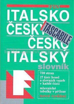 FIN Publishing Italsko-český česko-italský slovník Tascabile cena od 163 Kč
