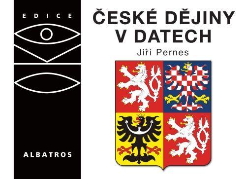 Jiří Pernes: České dějiny v datech cena od 155 Kč