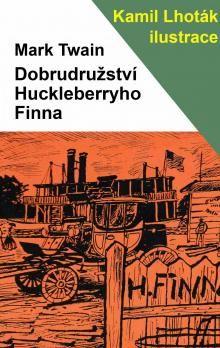 Jana Mertinová, Mark Twain: Dobrodružství Huckleberyho Finna cena od 203 Kč