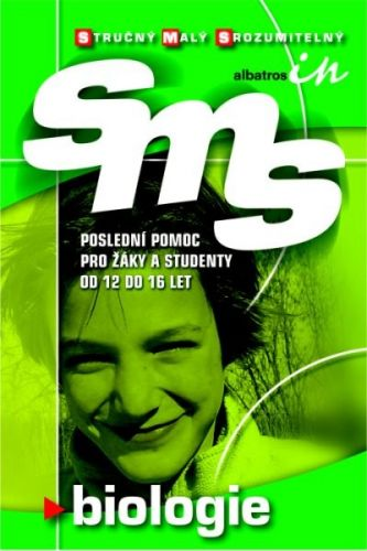 Claudia Puhlfürstová: SMS Biologie cena od 70 Kč