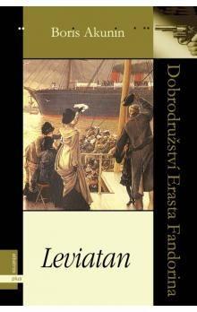 Boris Akunin: Leviatan. Dobrodružství Erasta Fandorina cena od 80 Kč