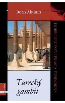 Boris Akunin: Turecký gambit cena od 34 Kč