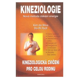 Do-Ri Rydl, Kim DaSilva: Kineziologie cena od 223 Kč