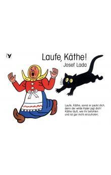 Josef Lada: Laufe, Käthe! cena od 53 Kč