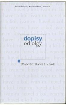 Ivan Havel: Dopisy od Olgy cena od 284 Kč