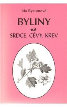 Ida Rystonová: Byliny na srdce, cévy, krev cena od 110 Kč