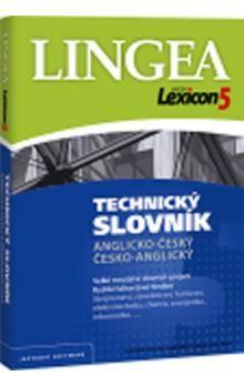 CD Lexicon5 Technický Anglicko-český, Česko-anglický cena od 1235 Kč