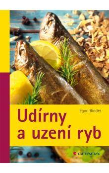 Egon Binder: Udírny a uzení ryb cena od 169 Kč