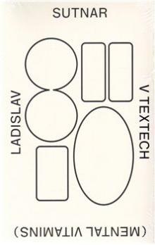 Iva Knobloch: Ladislav Sutnar v textech cena od 576 Kč