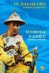 Jeho svatost Dalajlama XIV.: Svoboda v exilu - vlastní životopis cena od 179 Kč