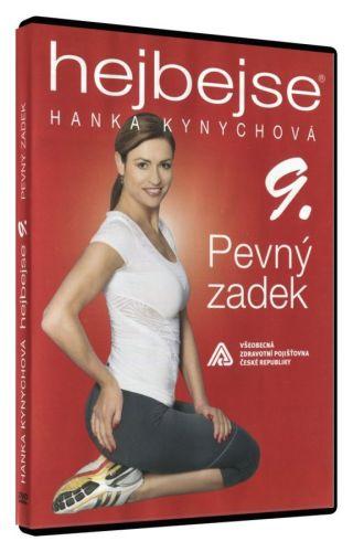 Hanka Kynychová: DVD Hejbej se 9 Pevný zadek cena od 168 Kč