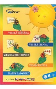 Anita Krommerová: DVD-Veselá beruška cena od 132 Kč