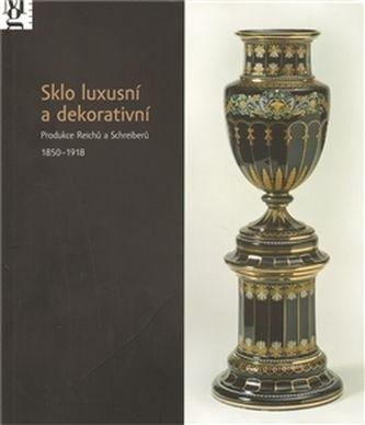 Markéta Vejrostová: Sklo luxusní a dekorativní cena od 293 Kč
