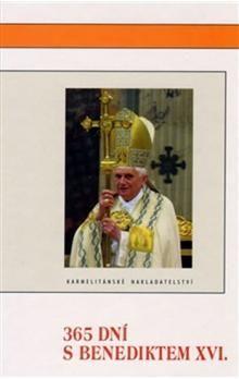 Benedikt XVI.: 365 dní s Benediktem XVI. cena od 155 Kč